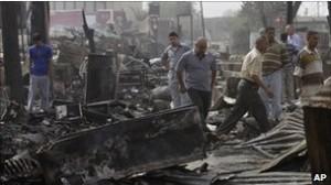 أعمال العنف لاتكاد تتوقف في العراق