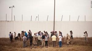 """مقبرة """"أبو سليم"""" الجماعية ليست بشرية"""
