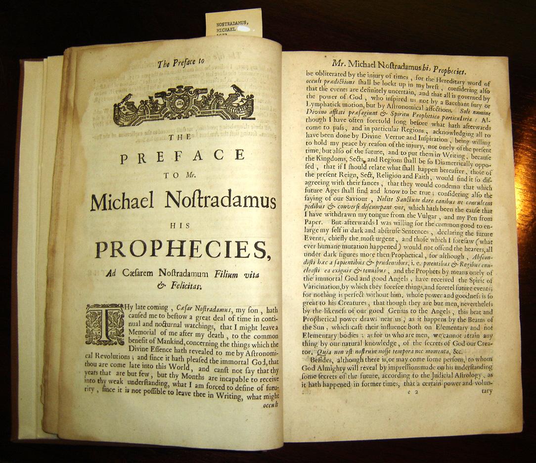 Nostradamus_prophecies