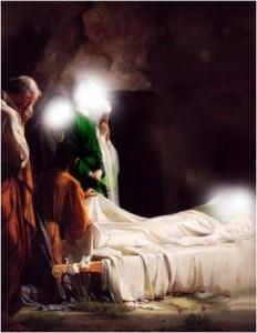 من هؤلاء الذين سيلون بعد الرسول صلى الله عليه وآله ويفعلون هذا