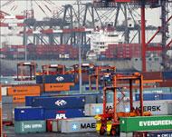 صادرات أميركا في عام 2010 فاقت 1.2 تريليون دولار (رويترز)