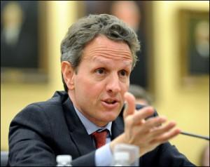 غيثنر استبعد أزمة على غرار انهيار ليمان برذرز في 2008 (الفرنسية-أرشيف)
