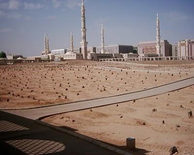 مقبرة البقيع