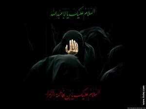 أحاديث في فضل البكاء على الحسين