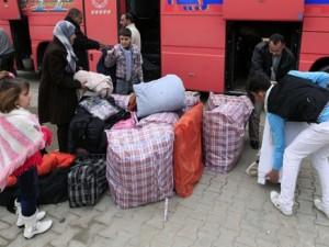 العراق يدعو لاجئيه بسوريا للعودة إلى ديارهم