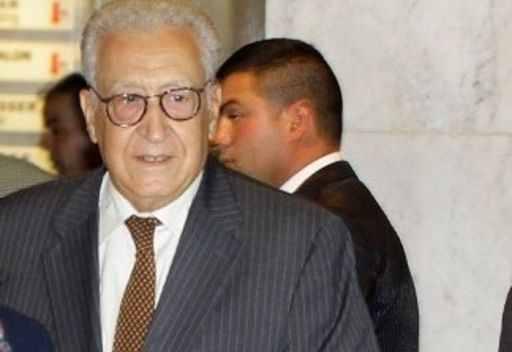 الأسد يؤكد للابراهيمي حرصه على اي جهود تصب في مصلحة سورية