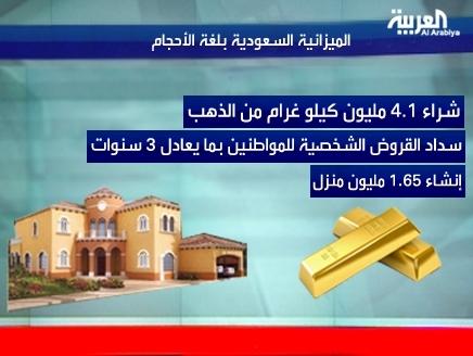 الميزانية قادرة على إنشاء 1.65 مليون منزل