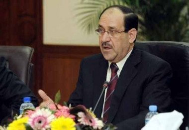 المالكي: الإرهابيون القتلة ليسوا أكثر خطرا على أمن العراق من الأصوات الطائفية الكريهة