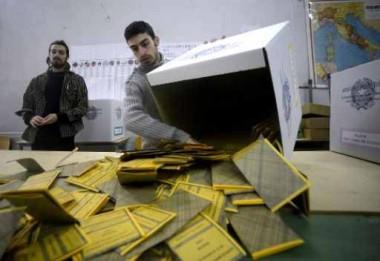 الانتخابات البرلمانية في ايطاليا.. النتائج الاولية لم تظهر فائزا واضحا