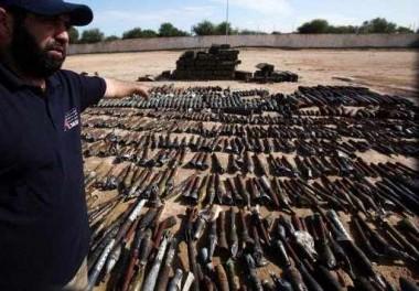 """رئاسة الأركان الليبية: التقرير الأممي حول تهريب السلاح من ليبيا """"مبالغ فيه"""""""