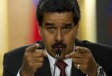 مادورو يتهم الولايات المتحدة بالوقوف وراء أعمال الشغب في فنزويلا