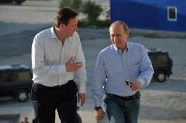 موسكو ولندن تكثفان جهودهما لعقد مؤتمر حول سورية