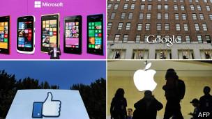 غوغل ومايكروسوفت وفيسبوك تطالب الحكومة الأمريكية بالشفافية بشأن برامج المراقبة
