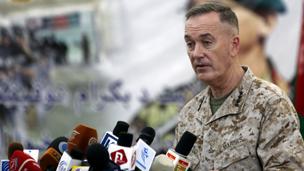 قائد عسكري أمريكي: على العالم ألا يتخلى عن أفغانستان