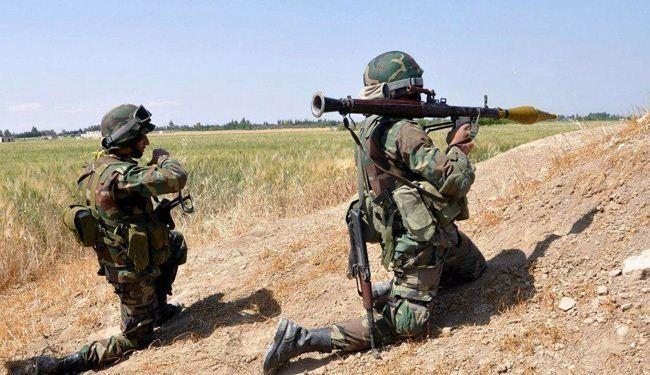 معارك بين الجيش السوري والمسلحين في القصير
