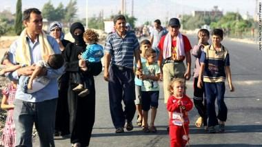 الأمم المتحدة تحذر من كارثة غذائية بسوريا في 2014