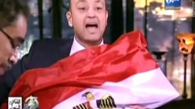 يوتيوب: احتفال عمرو أديب وهالة سرحان.. وتحذير وجدي غنيم