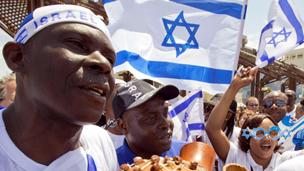 اكثر من 55 الف لاجئ غير شرعي في اسرائيل
