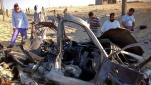 تشهد سيناء الكثير من الاعتداءات في الآونة الأخيرة