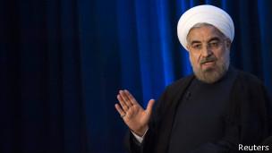أعرب الرئيس الإيراني عن رغبته في تسوية الخلاف بشأن برنامج طهران النووي خلال أشهر