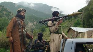 تنشط جماعات مسلحة، من بينها طالبان وحركات مرتبطة بالقاعدة، في شمال وزيرستان