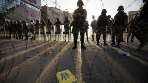 استعدادات أمنية مكثفة في القاهرة تحسبا لمظاهرات الأحد