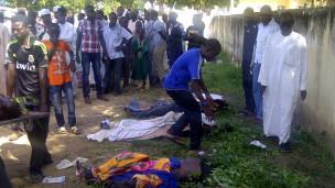 تم قتل الطلاب أثناء نومهم