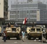 سبقت المحاكمة إجراءات أمنية مشددة في القاهرة