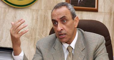 الدكتور أيمن فريد أبو حديد وزير الزراعة