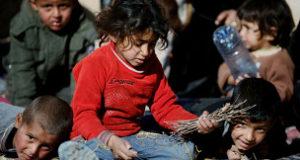 أدى منع إيصال المساعدات الإنسانية والطبية إلى المستشفيات إلى بتر أطراف العديد من الأطفال.