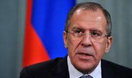 لافروف: نرفض الانتقادات الامريكية ولا نسعى لابقاء الأسد في الحكم