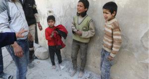 زاد عدد الأطفال الذين تأثروا بالصراع في سوريا إلى أكثر من ضعفين خلال عام.