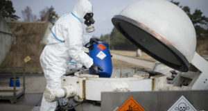 الأمم المتحدة تقول إن سوريا نقلت بالفعل أكثر من نصف ترسانتها الكيماوية خارج البلاد