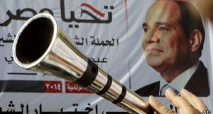إذا فاز السيسي سيكون أحدث حكام مصر ذوي الخلفية العسكرية