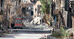 المعارك دفعت بمئات الآلاف إلى ترك مناطقهم في سوريا