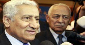 رئيس الحكومة الأردنية عبد الله النسور
