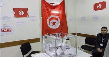 الإنتخابات فى تونس - أرشيفية