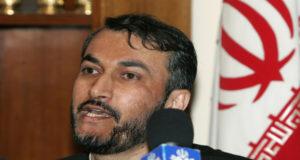 نائب وزير الخارجية الإيراني حسين أمير عبد اللهيان