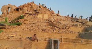 أنقاض مقام النبي يونس (ع) في الموصل