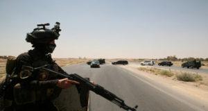 الجيش العراقي يسيطر على طريق استراتيجي يربط بغداد بشمال البلاد