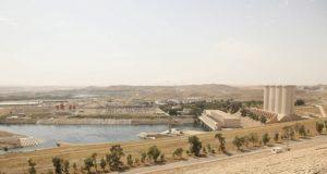 سد الموصل الاستراتيجي