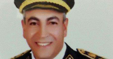 العميد علاء الدين السعيد مدير إدارة الحماية المدنية بسوهاج