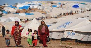 إيصال مساعدات إلى سوريا