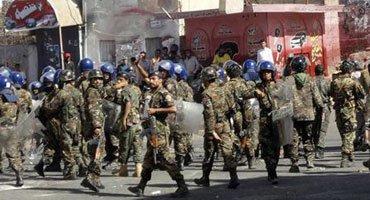 الشرطة اليمنية ـ صورة أرشيفية