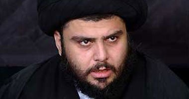 مقتدى الصدر رجل الدين الشيعى العراقى
