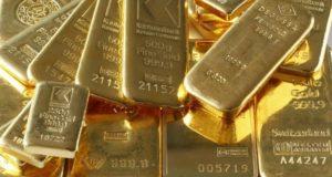 أسعار الذهب تنخفض وسط توقعات برفع أسعار الفائدة