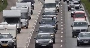 العلماء الهولنديون يبتكرون طريقة لتخفيض عدد السيارات في الطرق في ساعة الذروة