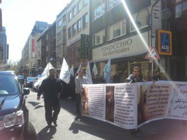 المسيرة التبليغية بكولونيا