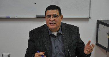 الدكتور محمد سالم أبو عاصى عميد كلية الدراسات العليا بجامعة الأزهر