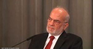 وزير الخارجية العراقي إبراهيم الجعفري.